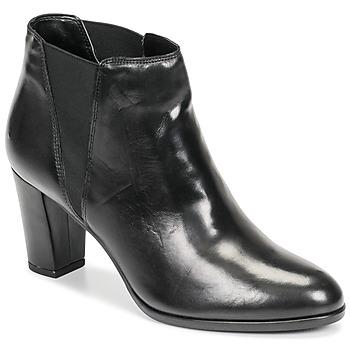 Pantofi Femei Ghete André ELONA Negru