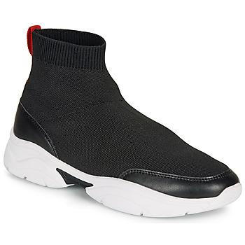 Pantofi Femei Pantofi sport stil gheata André BELLA Negru