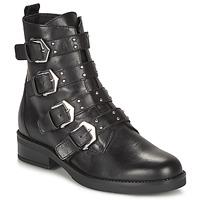 Pantofi Femei Ghete André NARCISSE Negru