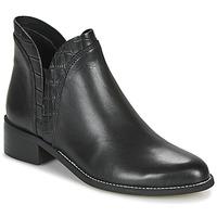 Pantofi Femei Ghete André NATHO Negru