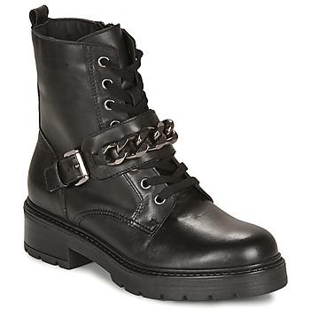 Pantofi Femei Ghete André NALA Negru