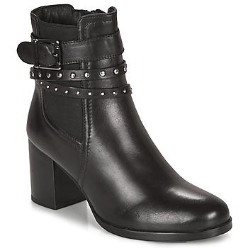 Pantofi Femei Botine André NOTE Negru