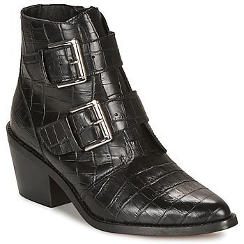 Pantofi Femei Botine André NAPOLITA Negru