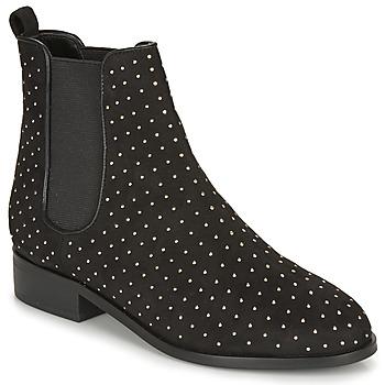 Pantofi Femei Ghete André LOULLA Negru
