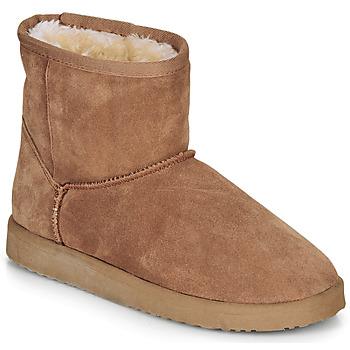 Pantofi Femei Ghete André TOUSNOW Camel