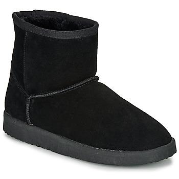 Pantofi Femei Ghete André TOUSNOW Negru