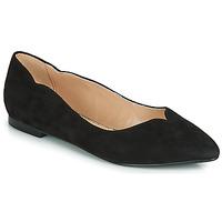 Pantofi Femei Balerin și Balerini cu curea André LIKELY Negru