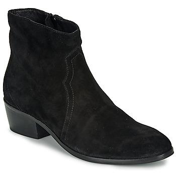 Pantofi Femei Ghete André ELEANA Negru
