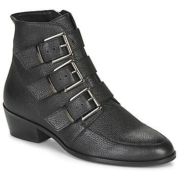 Pantofi Femei Ghete André ERNA Negru