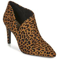 Pantofi Femei Botine André LYNA Leopard