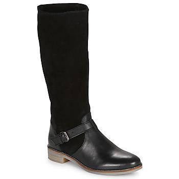 Pantofi Femei Cizme casual André ELIA Negru