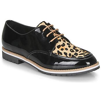 Pantofi Femei Pantofi Derby André CHARLELIE Leopard