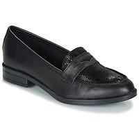 Pantofi Femei Mocasini André EMERAUDE Negru