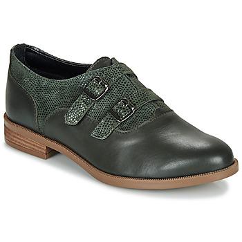 Pantofi Femei Pantofi Derby André ESMA Verde