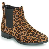 Pantofi Femei Ghete André ELEGANTE Leopard