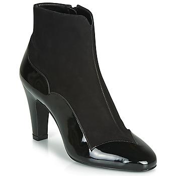 Pantofi Femei Botine André LA ROMANTIQUE Negru