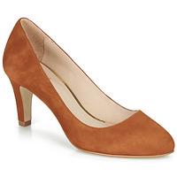Pantofi Femei Pantofi cu toc André LINAS Camel