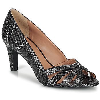 Pantofi Femei Sandale și Sandale cu talpă  joasă André VANILLE Gri