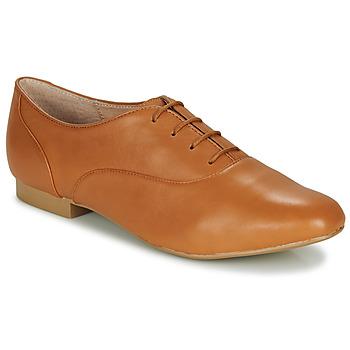 Pantofi Femei Pantofi Derby André EXQUIS Camel