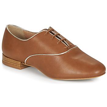 Pantofi Femei Pantofi Derby André VIOLETTE Camel