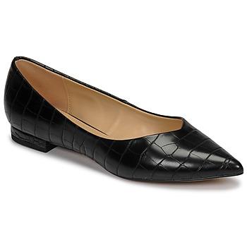 Pantofi Femei Balerin și Balerini cu curea André LISERON Negru
