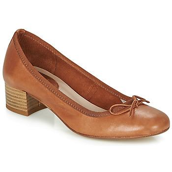 Pantofi Femei Pantofi cu toc André POEME Camel