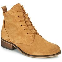 Pantofi Femei Ghete André GODILLOT Ocru