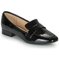 Pantofi Femei Mocasini André LYS Negru / Lac