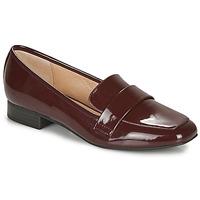 Pantofi Femei Mocasini André LYS Roșu