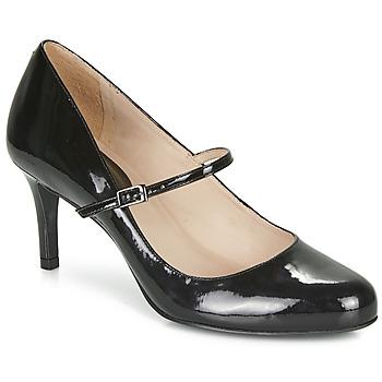 Pantofi Femei Pantofi cu toc André LUCIOLLE Negru / Lac