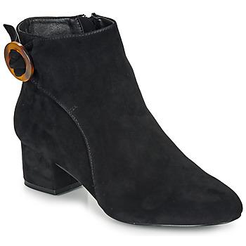 Pantofi Femei Botine André LOUISON Negru