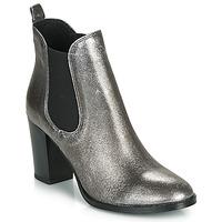 Pantofi Femei Botine André CLAFOUTI Argintiu