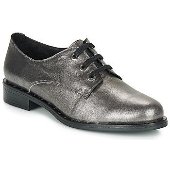 Pantofi Femei Pantofi Derby André NEWCASTLE Argintiu