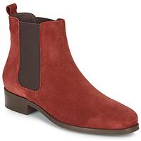 Pantofi Femei Ghete André CHATELAIN Roșu