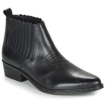 Pantofi Femei Ghete André MANA Negru