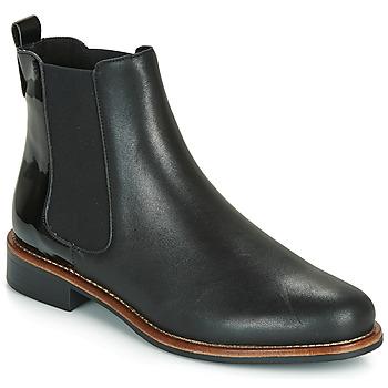 Pantofi Femei Ghete André LISSANDRO Negru