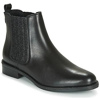 Pantofi Femei Ghete André LETKISS Negru