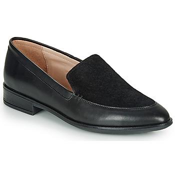 Pantofi Femei Mocasini André NAY Negru
