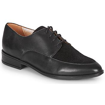 Pantofi Femei Pantofi Derby André NAQQARA Negru