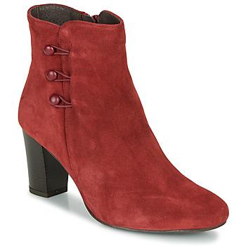 Pantofi Femei Ghete André MAJESTEE Roșu