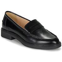Pantofi Femei Mocasini André NERE Negru