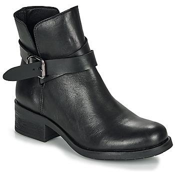 Pantofi Femei Ghete André NELL Negru