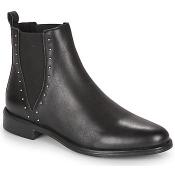Pantofi Femei Ghete André NOTTING HILL Negru