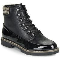 Pantofi Femei Ghete André ELBROUZ Negru