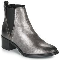 Pantofi Femei Ghete André NEWBURY Argintiu