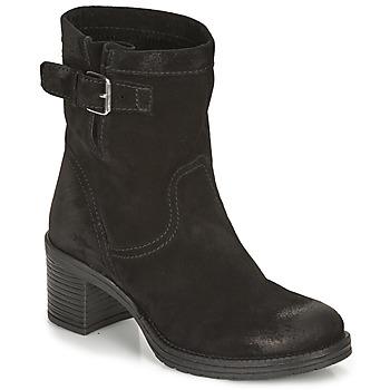 Pantofi Femei Botine André MANDARINE Negru