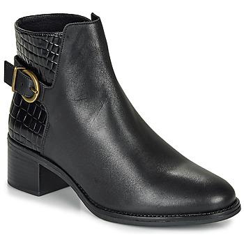 Pantofi Femei Botine André MIRLITON Negru