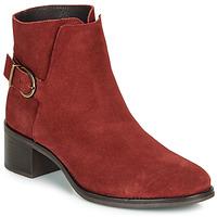 Pantofi Femei Botine André MIRLITON Roșu