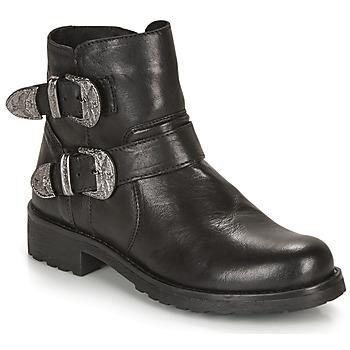 Pantofi Femei Ghete André NORCROSS Negru