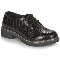 Pantofi Femei Pantofi Derby André NEBULEUSE Negru / Imprimeu